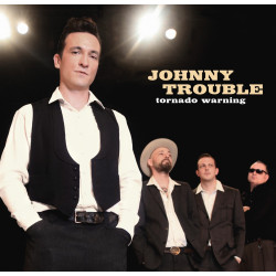"Vinyl LP ""TORNADO WARNING"" Johnny Trouble"